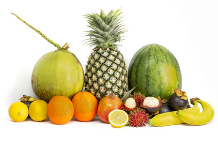Tropical fruit Reklamní fotografie - 105995452