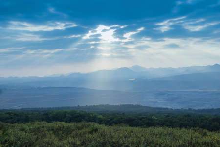 relent: Views on the mountain