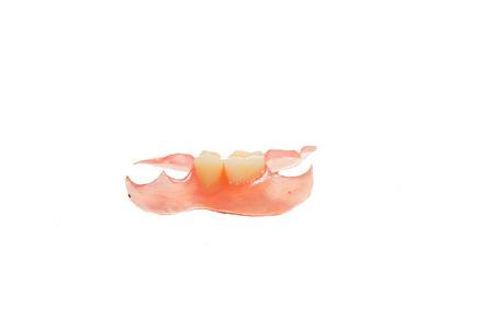 Dentures Banque d'images