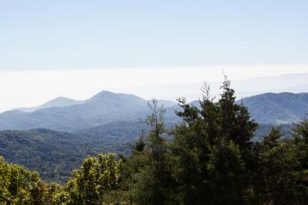 wnc: Blue sky Scenic Landscape Appalachian Mountains