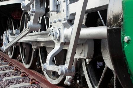 stovepipe hat: Old Steam train,Thailand
