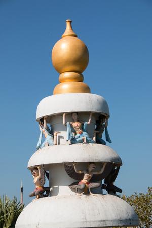pin�culo: Pin�culo del templo, Tailandia