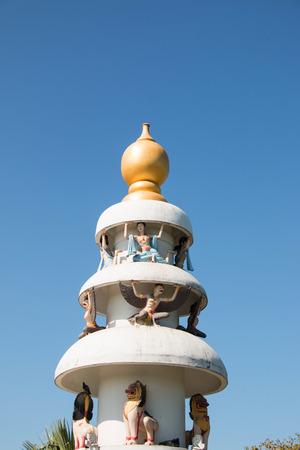 pinnacle: Pinnacle del tempio, Thailandia