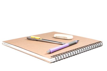 notebook: Notebook Stockfoto