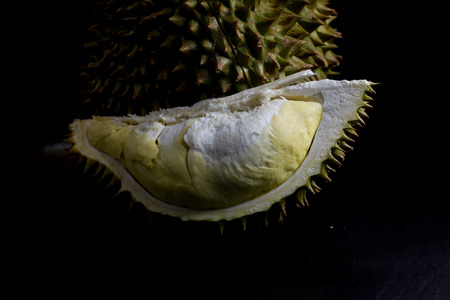 fresh fruite durian the most popular for thai people and chinese