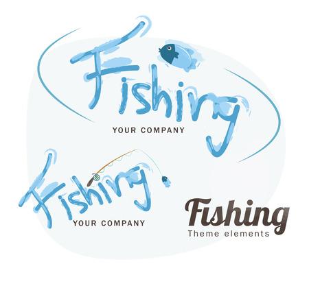 sea bass: Fishing icon Theme elements
