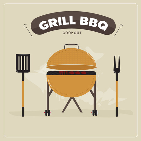 COOKOUT GRILL BBQ