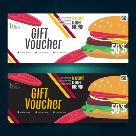 monetary: voucher, market, offer, buy, special, layout, ornament, business, blank, tag, vector, success, vignette, template, value, restaurant, discount, bank, card, gift, premium, price, label, elegant, coupon, scroll, certificate, monetary, frame, promo, design,  Illustration