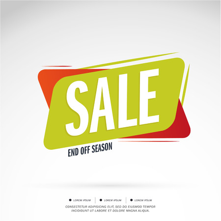 50  off: Sale and special offer. 50% off. Vector illustration.Theme color.