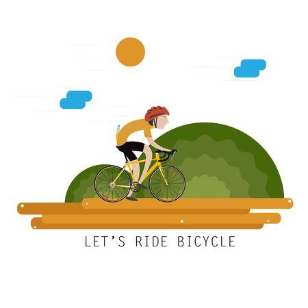 Cycling sport bicycle man Reklamní fotografie - 69059759