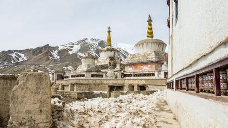 Lamayuru Monastery Leh,India