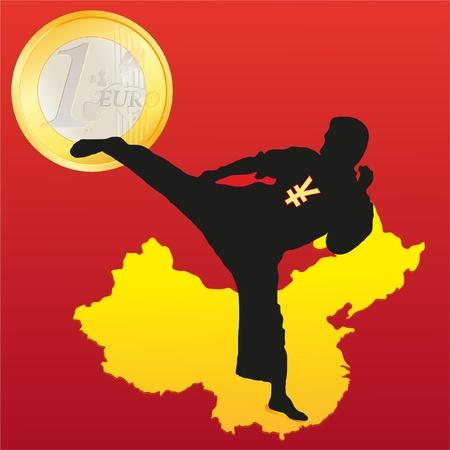 yuan: Chinese boxer as symbol of Yuan