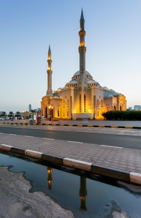 sharjah: The Al Noor Mosque is a mosque in Sharjah, UAE