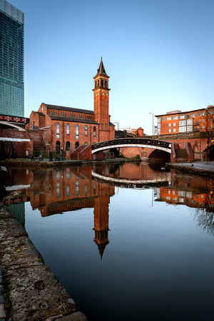 congregational: Castlefield is an inner city conservation area of Manchester, in North West England  The conservation area which bears its name is bounded by the River Irwell, Quay Street, Deansgate and the Chester Road