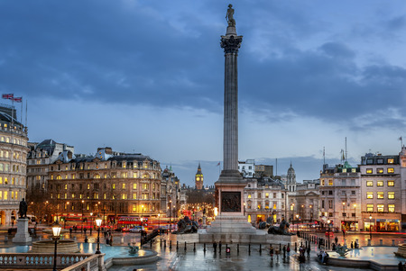 Trafalgar Square is a public space and tourist attraction in central London, built around the area formerly known as Charing Cross. It is home to Nelson's Column, iconic stone lions and Fourth Plinth. It's a must-see destination.