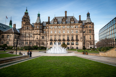 Sheffield Town Hall is a building in the City of Sheffield, England  The building is used by Sheffield City Counci