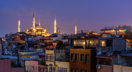 mehmet: The Fatih Mosque  is an Ottoman imperial mosque located in the Fatih district of Istanbul, Turkey.