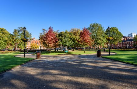 notable: Park Square is a Georgian public square in Leeds, it is one of four notable squares in Leeds city centre.