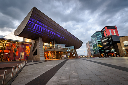 lowry: The Lowry is a theatre and gallery complex situated on Pier 8 at Salford Quays, in Salford, Greater Manchester, England. Editorial