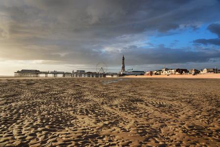 lancashire: Blackpool Pleasure Beach commonly referred to as Pleasure Beach Resort or simply Pleasure Beach in England.