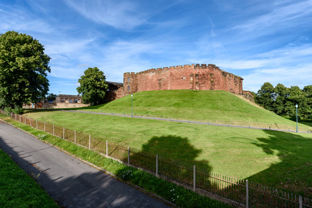 extremity: Chester Castle is in the city of Chester, Cheshire, England. It is sited at the southwest extremity of the area bounded by the city walls.