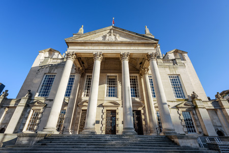 The Leeds town hall provided accommodation for municipal departments, a courtroom, police station or central charge office, and a venue for concerts and civic events.