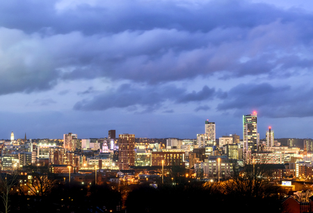 Leeds is considered the cultural, financial and commercial heart of the West Yorkshire Urban Area