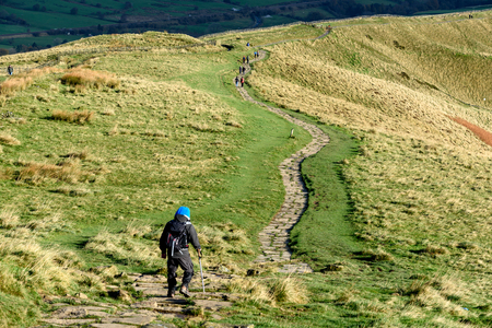 Peak districts is a paradise for walkers, trekkers and adventurers.