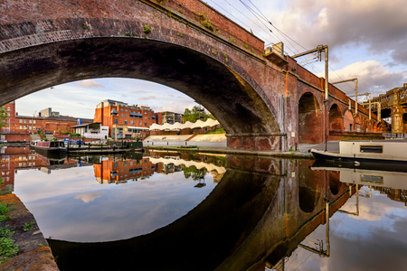 Castlefield is situated on the south west side of the city centre Manchester