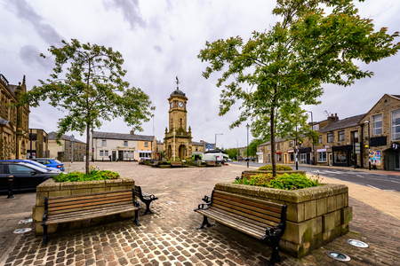 Great Harwood is a small town in the Hyndburn district of Lancashire, England Editorial