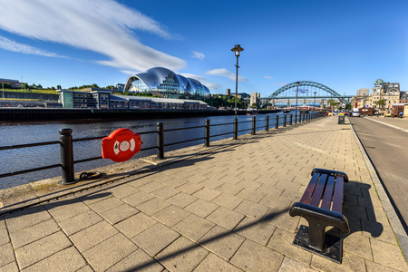 Sage Gateshead is a concert venue and also a centre for musical education, located in Gateshead on the south bank of the River Tyne, in North East England