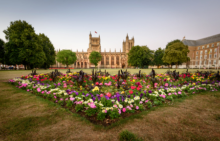 Bristol Cathedral Garden has won a host of awards across Bristol and national competitions