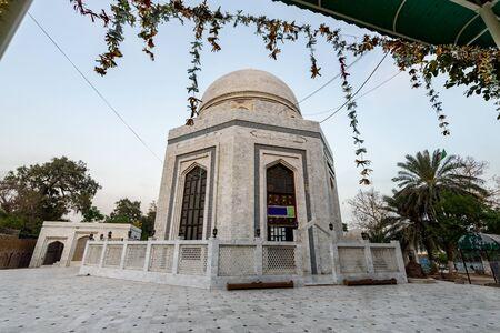 The mausoleum of Rehman Baba, the great saint and mystic poet of Pushto, Peshawar, Pakistan.