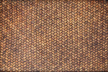 native style bamboo wall  photo