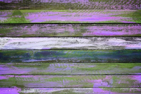 colorful grunge wooden panel  Stock Photo - 20981871