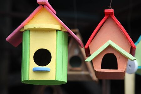 creative birdhouse  photo