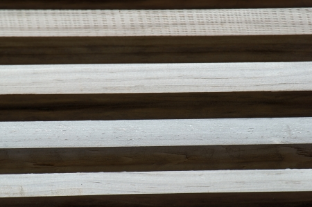 abstract of wooden batten,shallow DOF  photo