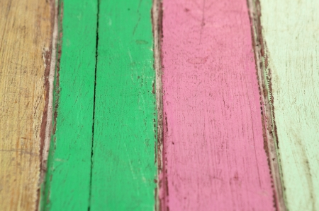 striped colorful background with perspective view,shallow DOF  photo