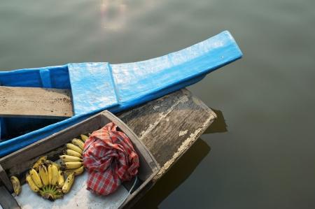 thai tradition boat  photo