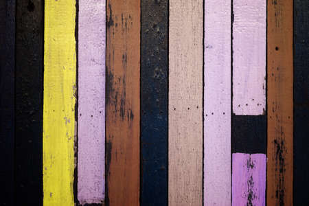 colorful wooden background. photo