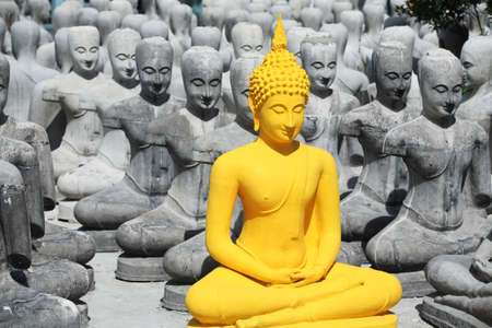 buddha image. photo