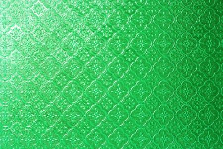 green glass pattern photo