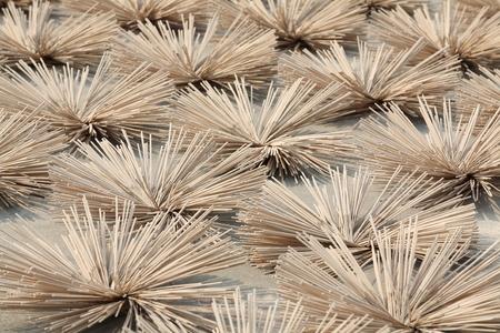 joss: drying joss stick Stock Photo