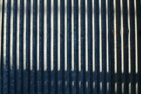 slit: slit on corrugated sheet background