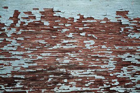 peeling wall  photo