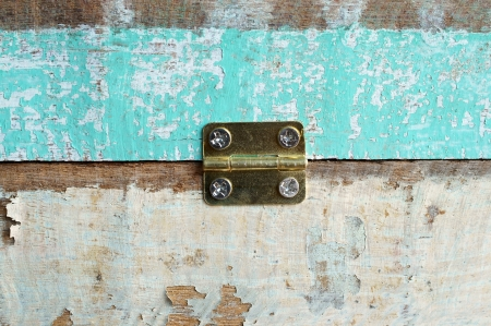hasp: hasp and wooden wall  Stock Photo