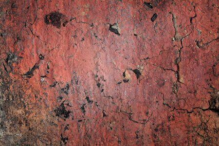 baked clay texture  photo