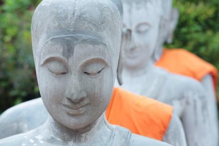Statua di Buddha, Thailandia Archivio Fotografico - 21313731