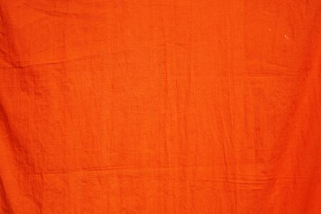 robe  of a Buddhist monk  texture  photo