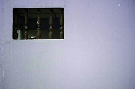 balustrade: wall and balustrade